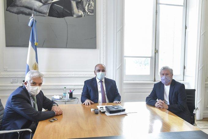 Atilra se reunió con el gobierno nacional, por la situación de Sancor