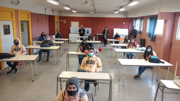 El 86 % asistió a clases en la provincia de Córdoba